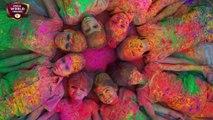 fête de couleurs en inde| Voyage culturel en Inde | Richesse de la culture indienne