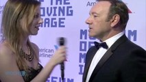 Kevin Spacey Takes Us Behind The Curtain In Film