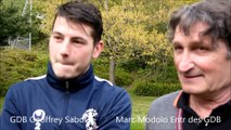 SP Cote Chaude - FC Annecy Quart de finale de la coupe Rhône Alpes