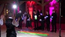 Mariage D&F : Show Marionettes en blacklight par les cousins nordistes