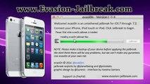 Finale Evasion 1.0.8 iOS 7.1 jailbreak Software - Comment être sur ios 7.1 Tutoriel