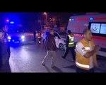 Organ nakli için hasta taşıyan ambulans kaza yaptı, imdada ikinci ambulans yetişti