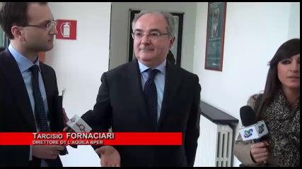 """Fornaciari: """"la banca di Sassari non ha sedi in Abruzzo"""" - Dubbi e incertezze sul gruppo Bper"""