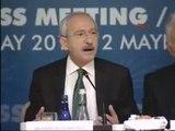 Kılıçdaroğlu'ndan Cumhurbaşkanlığı ve 1 Mayıs açıklaması