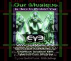 Aussie Electronica: EYE live 'Musique is Here To Protect You' [IDM GlitchHop WitchHouse post-Industrial ElectroClash Australian Electronic Dance-Music EDM]