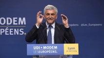 Les Européens, Lyon - Discours d'Hervé Morin - 300414