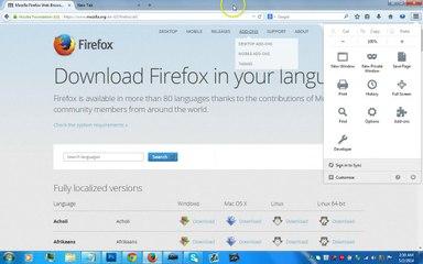 Firefox 29 0 Walkthrough   Update Mozilla Firefox  Firefox Update