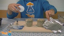 Part 1 of the PF Tek instruction video: Making the substrate for Magic Mushrooms