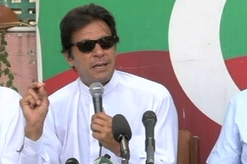 Imran Khan announces to Boycott GEO & JANG Group