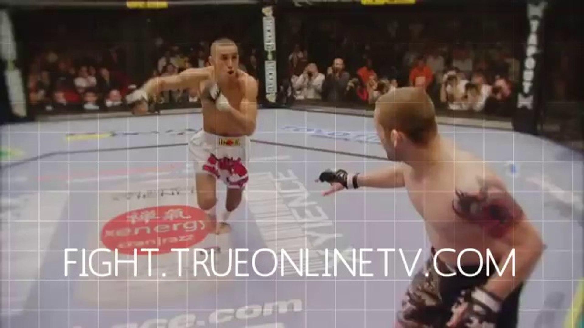 Watch Danny Roberts vs. Jim Wallhead - live CWFC 68 streaming - mma online - mma live stream - mma l