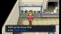 Pokemon X Y - Burn Drive, Chill Drive, Douse Drive and Shock Drive Location