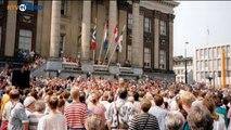Oud-bewoonster Grote Markt vertelt over bevrijding - RTV Noord