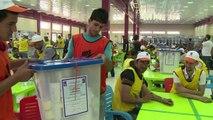 Irak: centralisation du processus de décompte des voix à Bagdad