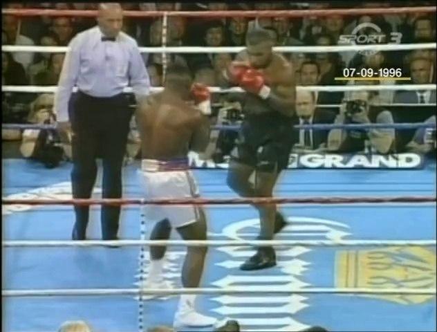 Mike Tyson vs Bruce Seldon 1996-09-07 full fight