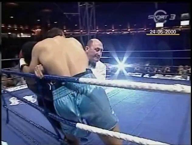 Mike Tyson vs Lou Savarese 2000-06-24 full fight
