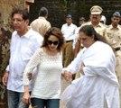 Shammi Kapoor's Funeral with Kareena Saif Amir Khan Priyanka Chopra Madhuri Shah Rukh Khan Kajol Karisma Kapoor Amitabh Bacchhan Govinda Shashi Kapoor Ranbir Kapoor