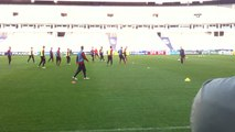 Coupe de France : dernier entraînement avant la finale