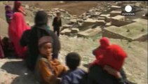 At least 500 dead and 2,100 trapped in Afghanistan landslide