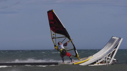 Mondial du Vent 2014 - Windsurf Freestyle WindMeet day 7