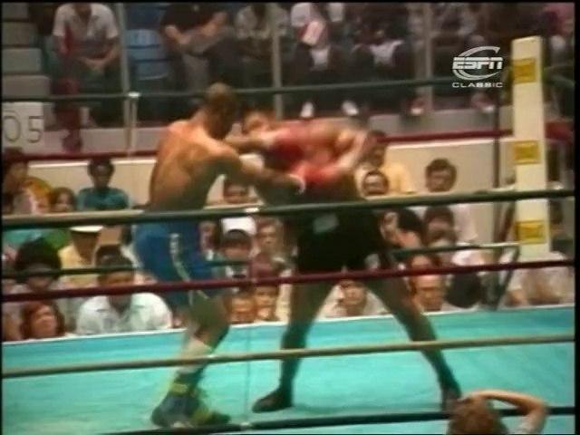 Mike Tyson vs William Hosea 1986-06-28 full fight
