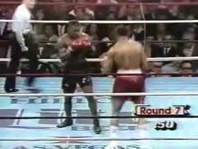 Mike Tyson vs James Smith 1987-03-07 full fight