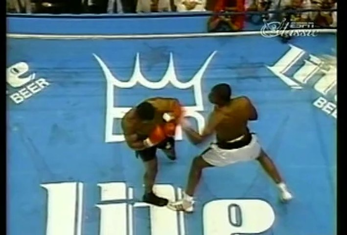 Mike Tyson vs Reggie Gross 1986-06-13 full fight
