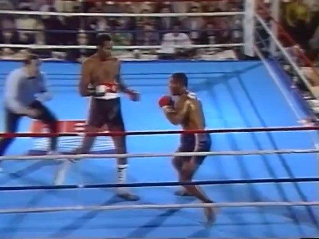 Mike Tyson vs Eddie Richardson 1985-11-13 full fight
