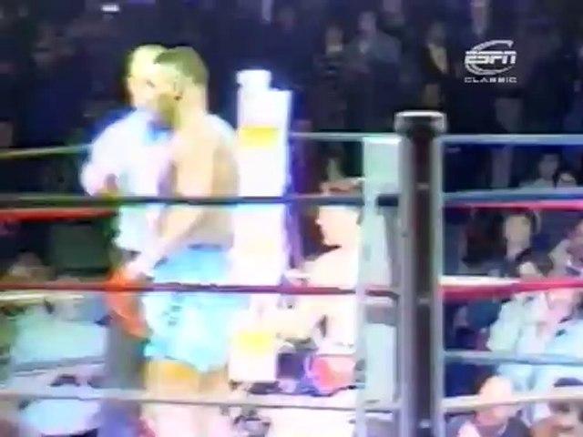 Mike Tyson vs David Jaco 1986-01-11 full fight