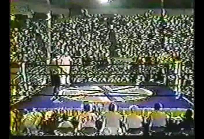 Mike Tyson vs Joe Cortez 1981-06-27 amateur fight