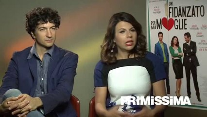 Intervista a Geppi Cucciari e Davide Marengo per Un fidanzato per mia moglie