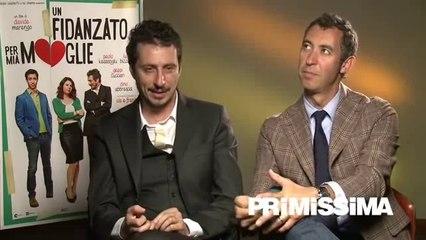 Intervista a Luca e Paolo protagonisti di Un fidanzato per mia moglie