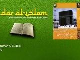 Abdul Rahman Al Sudais   Al balad   Dar al Islam