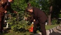 Cumhurbaşkanı Abdullah Gül Zonguldak Garnizon Komutanlığı Ziyaret