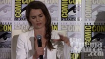 Dawn of the Planet of the Apes Interview with Andy Serkis, Matt Reeves, Keri Russell at SDCC 2013