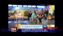 Actores de 'La Familia Ingalls' se reunieron después de 40 años