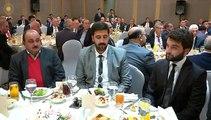 Cumhurbaşkanı Abdullah Gül Zonguldak Kozlu İşletmesi Madenci Ziyareti