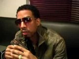 Ryan Leslie talks to a young producer