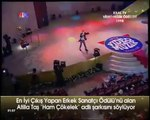 1998 Kral Tv En İyi Çıkış Yapan Sanatçı - Atilla Taş