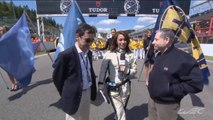 Interview with FIA President Jean Todt Jean Todt & ACO President Pierre Fillon for WEC 6 Hours of Spa-Francorchamps