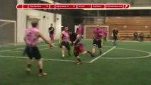 Indoor Flag Football - Adirondack J's vs. Pink Panthers - 01-26-2014 - Highlights