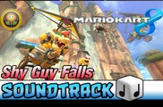 Mario Kart 8 OST [HD] Shy Guy Falls   ♪ Theme Soundtrack Music | Mushroom Cup | Gameplay | Walktrough | Let's Play | Playthrough | Mario Kart 8 Gameplay | Mario Kart 8 Trailer | Mario Kart 8 Walkthrough | Mario Kart 8 Multiplayer | Mario Kart 8 Online