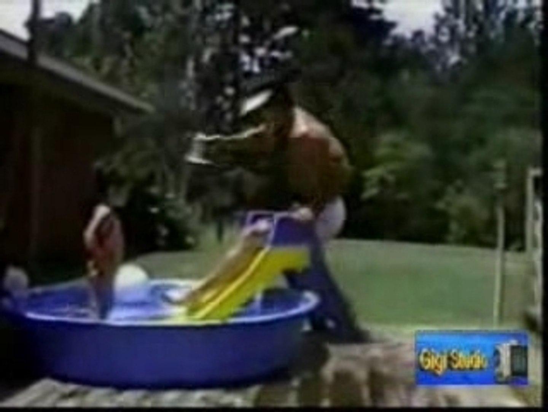 Gags piscine