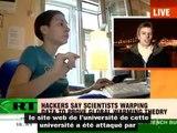 Conspiration du siècle ? Un hacker ''expose'' le changement climatique