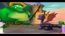 Spyro 2 : Gateway To Glimmer - Rivages du Dragon + Bonus