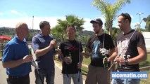 Le Street golf : le bitume à la place du green à Nice