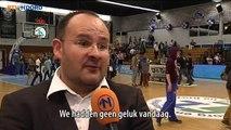 Flames huilt in kleedkamer na nederlaag - RTV Noord