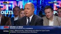 BFM Politique: L'After RMC: Bruno Le Roux répond aux questions de Véronique Jacquier - 04/05 7/7