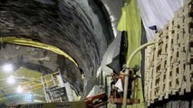 Deep Dig: Workers Build New York City's Second Avenue Subway