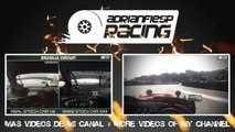 Project CARS ~ Renault Megane RS Telemetry @ Rouen-Les-Essarts