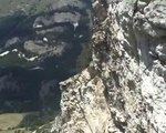 Via ferrata Aussois (Return to sender) HD